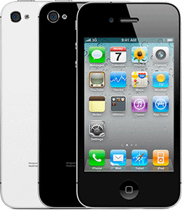 Smartphone iPhone 4 d'Apple