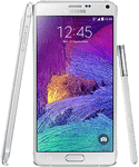 Phablette Galaxy Note 4